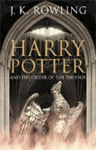 Harry Potter and the Order of the Phoenix (adult)